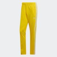 Adidas Originals Firebird Track Pants 黃色 直筒 拉鍊 長褲 男  ED7014