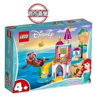 【LEGO 樂高】迪士尼公主系列 Ariel's Seaside Castle 41160 積木 公主(41160)