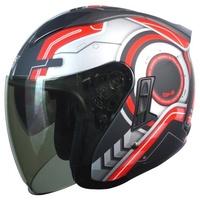 【 公司貨 】 GP-5 GP5 223 戰警 3/4罩 半罩 內鏡片 內襯全可拆 雙鏡片 安全帽