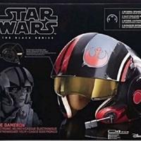 孩之寶 星際大戰 黑標系列 波·戴姆倫專用 電子頭盔 萬年東海