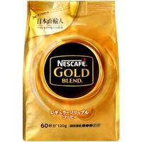 【Nestle雀巢】金牌微研磨咖啡補充包(120g)