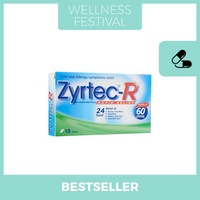 Zyrtec R Tablets 10s