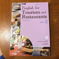 English for tourism and restaurant book2