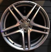 國豐動力 AMG C63 E63 CLS63 CL63 19吋鍛造鋁圈 限量一套 特價出清 歡迎洽詢 單價