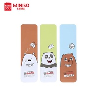 Miniso We Bare Bears - Simple 3 Piece Cutlery Set