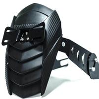 MAZAKI กันดีดขาคู่ ติดป้ายทะเบียนได้อย่างดี สำหรับ cb150r cbr150r cbr250 cbr300