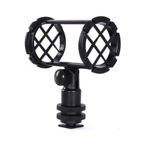 LIFEF BOYA BY-C03  Camera Shoe Microphone Shockmount Microphones Stand