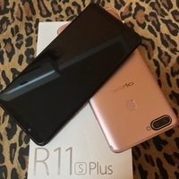 自售 OPPO R11S PLUS 完美 二手 全新 超潔癖保養專家的手機。一起買更優惠