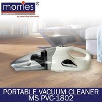 MORRIES - PORTABLE VACUUM CLEANER