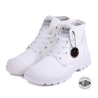 PALLADIUM PAMPA PUDDLE LITE+ WP 白色 靴子 防水 男女 76117100