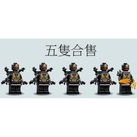 LEGO 全新未組反派小兵 76124 76125 復仇者聯盟