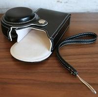 適合卡西歐美顏自拍神器EX-FR100L相機包 FR200運動相機保護套 格蘭小舖