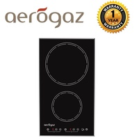Aerogaz 30cm 2 burner built-in induction hob AZ3628IC
