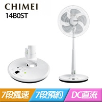 CHIMEI 奇美 14吋 DF-14B0ST DC微電腦溫控節能電風扇