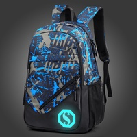 DEUTER KIDS BACKPACK  new Backpack men s school bag Oxford cloth women s leisure computer Backpack
