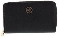 Tory Burch Robinson Mini Continental Saffiano Leather Wallet, Style No 34411