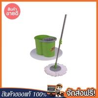 [จัดส่งฟรี] CLEANING SET SPIN BUCKET MOP MICRO ชุดอุปกรณ์ ถังปั่น + ม็อบ ไมโครไฟเบอร์ 3M ของแท้ โปรโมชั่นพิเศษ สินค้าพร้อมจัดส่ง