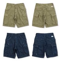 【Rick Owens store】Wtaps Cargo Shorts. Cotton. Denim 工作褲 軍 短褲