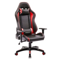Merax Office Chair Ergonomic Computer Gaming Racing Chair High Back Reclining Chair Adjustable Height Rotating Lift Chair Folding Chair