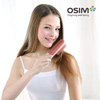 【OSIM】摩髮梳 OS-160(頭部按摩/電動按摩梳/頭皮SPA)