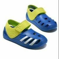 🏄限時特價🏄「Q-baby shop」adidas童裝童鞋adidas涼鞋洞洞鞋Z sandal k
