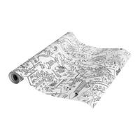 IKEA LUSTIGT 著色紙捲 10公尺 可另購畫紙捲架、空白畫紙捲、色筆等商品
