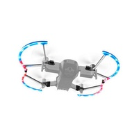 PGYTECH LED Foldable Propeller Guard Protection Cover with Colorful Lighting Mode for DJI Mavic Air