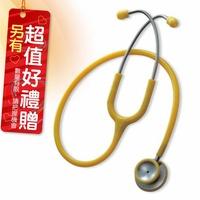 主治醫師 Spirit 精國聽診器 (未滅菌) CK-S601P 雙面聽診器 贈 口罩一包