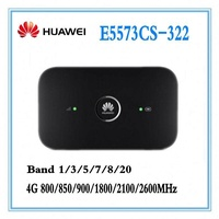 Unlocked Huawei E5573 4G Dongle Lte Wifi Router E5573cs-322 Mobile Hotspot Wireless 4G LTE Fdd Band pk e5778 b593 R216 Router
