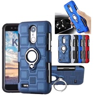 Huawei P20 P20 Pro Lite Nova 3E 2i Ring Bracket car Case Cover