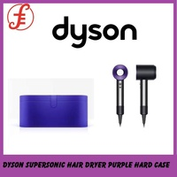 DYSON SUPERSONIC HAIR DRYER COBALT BLUE HARD CASE ORIGINAL GENUINE AUTHENTIC (CASE ONLY)