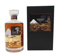 Hibiki 21 Limited Edition Mt Fuji
