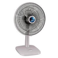 Mitsubishi table fan, model D16-GY, assorted colors, fan, small electrical appliances