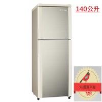 🤴SH簡單幸福👰:大同雙門冰箱140L公升(TR-B140S-AG)~琥珀金