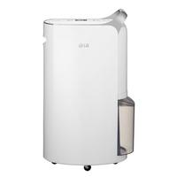 LG PuriCare WIFI變頻 MD181QWK1 除濕機 18L 烘鞋/衣櫥集中除濕專用架