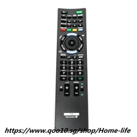 RM-ED060 TV Remote Control for Sony TV KD49X8505B KD55X8505B KD65X8505B KD70X8505B KDL50W805B KD49X8