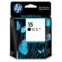 【HP】C6615DA NO.15原廠黑色墨水匣