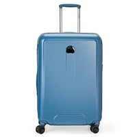 DELSEY Paris Delsey Luggage Embleme 25 Inch Trolley, Blue