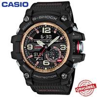 【Hot Sale】Casio G-SHOCK GG-1000 MUDMASTER Rose Gold Mens Watch Men Sport Wa