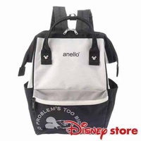 🇯🇵Japan anello x Disney Disney joint name Mickey Oxford cloth anti-water bag b