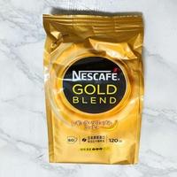 【雀巢咖啡】金牌微研磨咖啡補充包 120g