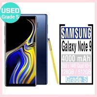 [Samsung] Galaxy Note 9 128GB / 512G Grade S Used Phone