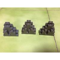 二手正版樂高LEGO 70751 6083 岩石 山 石頭