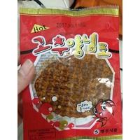 韓國超刷嘴微辣HOT魷魚片