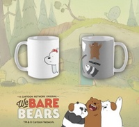 We Good Bear Brother/Our Bare Bear Mug polar bear Grizzly Bear PANDA we Bare Bears