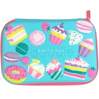 GTS Smiggle Hardtop Pencil Case 3D Stationery Hardcover Cute Cartoon Animal Pattern Large Capacity Pencil Case