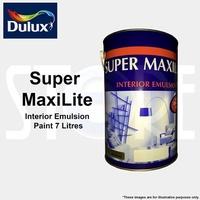 Dulux Paint Super Maxlite Interior Emulsion 7 Litres