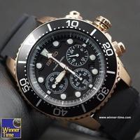 นาฬิกาข้อมือ SEIKO Prospex Solar Chronograph Diver's 200M SSC618P รับประกันบริษัท ไซโก ประเทศไทย เป็นเวลา 1 ปี