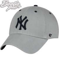BEETLE 47 BRAND 老帽 紐約 洋基 NEW YORK YANKEES DAD HAT 大聯盟 MLB 灰藍