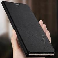 authentic ALIVO For Huawei mate 10 lite Nova 2i Case Luxury PU Leather Case for Huawei Nova 2i Phone